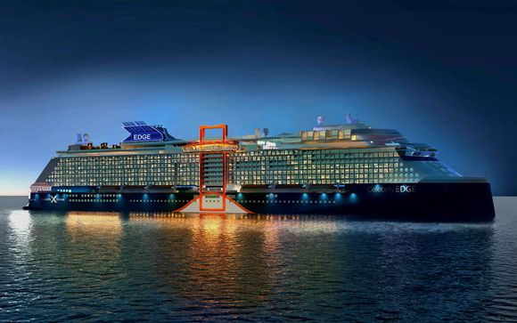 La crociera - Celebrity Edge
