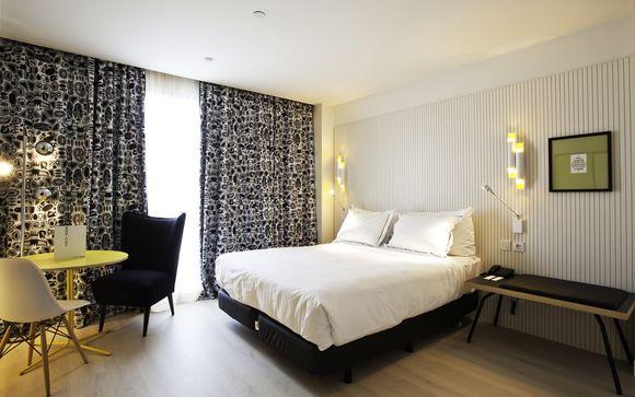 Hotel Vincci Bit 4*