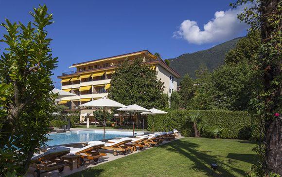Il Boutique-Hotel Remorino 4*