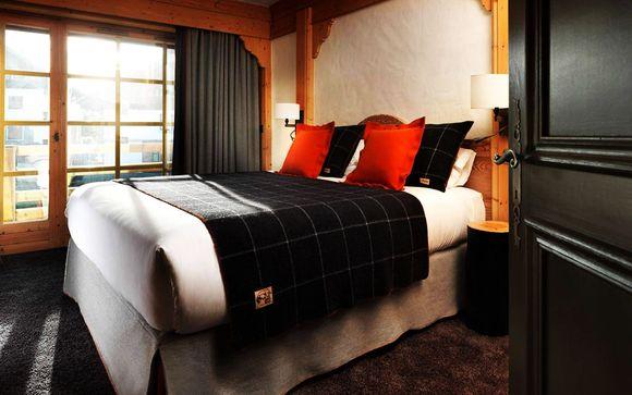 L'Hotel M de Megeve 5*