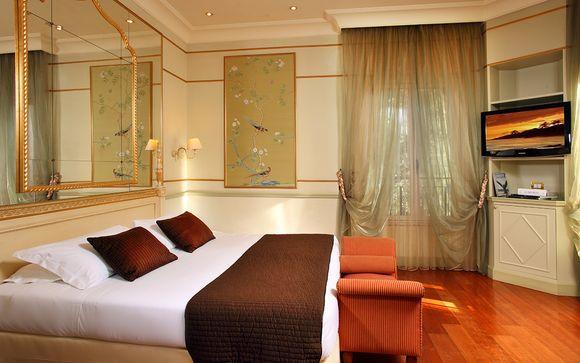 Hotel Degli Aranci 4*