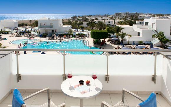 Hotel Lanzarote Village 4*