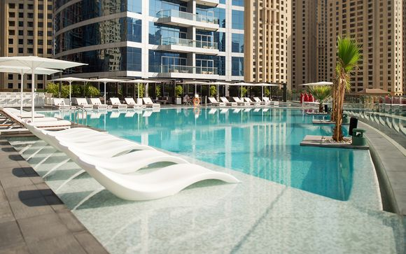 Hotel Intercontinental Dubai Marina 5*