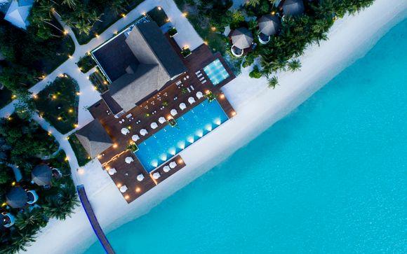 Mercure Maldives Kooddoo Resort 4* - Adults Only