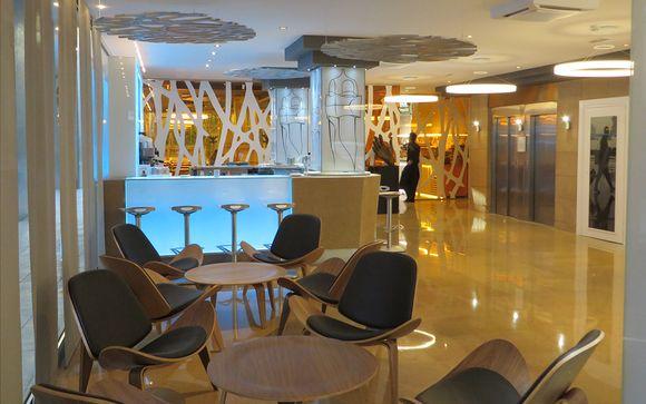 L'Hotel Evenia Rosselló 4*
