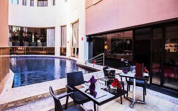 Soggiorno presso Dellarosa Hotel Suite & Spa 4* o similare