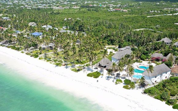 African Sun and Sand Sea Resort & Spa