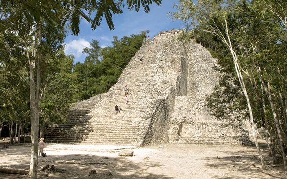 Minitour Yucatan: Itinerario