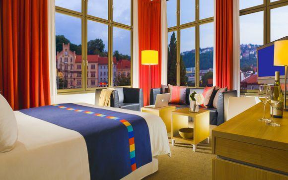 Il Park Inn Prague by Radisson 4*