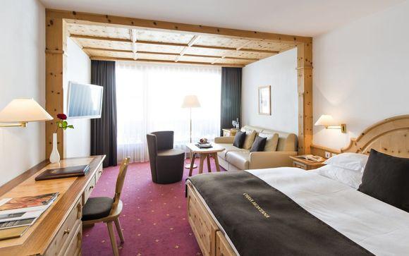 Chasa Montana Hotel & Spa 4* S