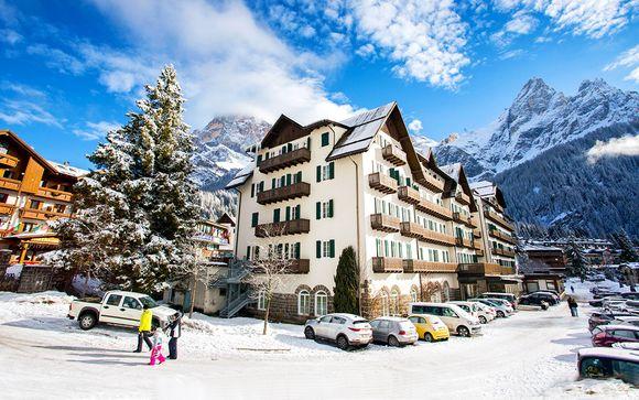 Il BV Majestic Dolomiti
