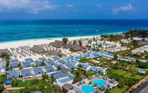 L'Eden Village Kendwa Beach Resort 4*