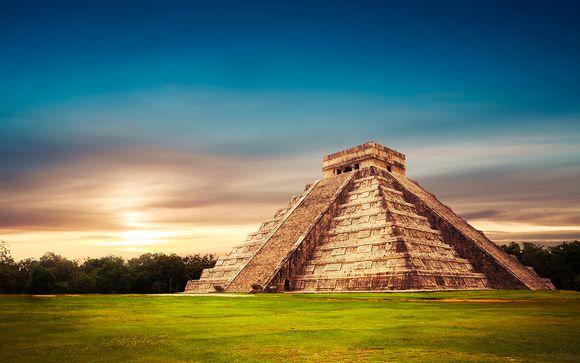 Offerta 2 - Circuito Yucatan + Occidental at Xcaret Destination 5*