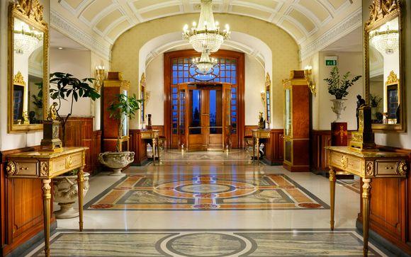 Grand Hotel Parker's 5*L