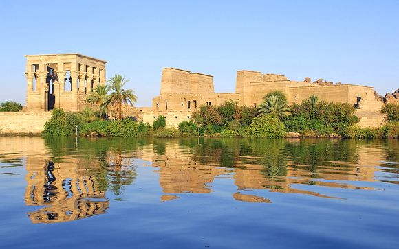 L'itinerario con crociera sul Nilo e soggiorno a Il Cairo (con partenza il lunedì)