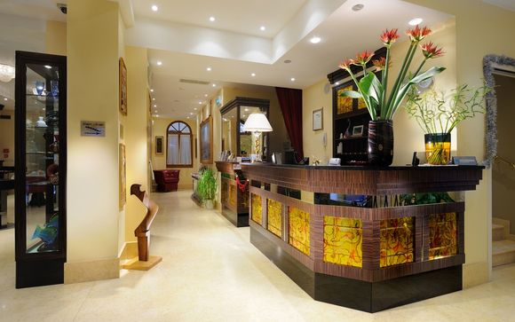 L'Hotel Ai Due Principi 4*
