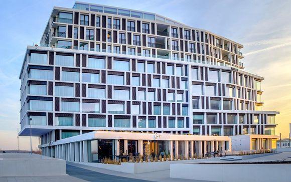 Il Radisson Blue Hotel Bruges 4*