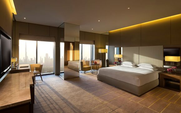 Dubai - Hyatt Regency Dubai Creek Heights 5*