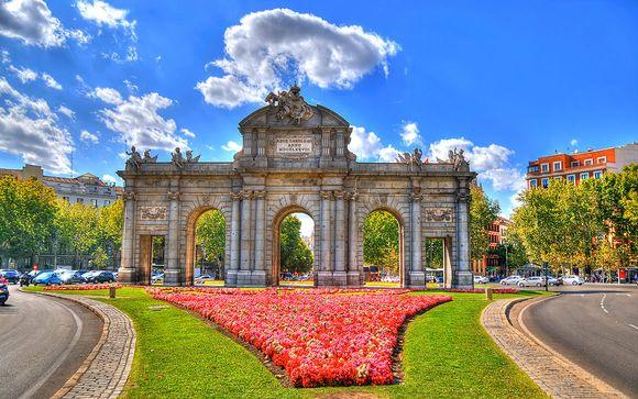 Alla scoperta di Madrid e Andalusia