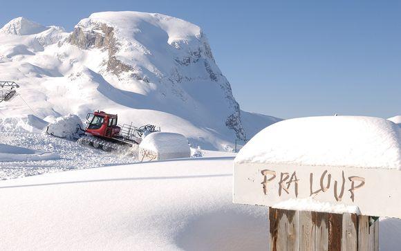 Alla scoperta di Pra-Loup