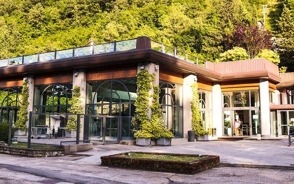 Roseo Euroterme Wellness Resort 4 Bagno Di Romagna Fino A 70