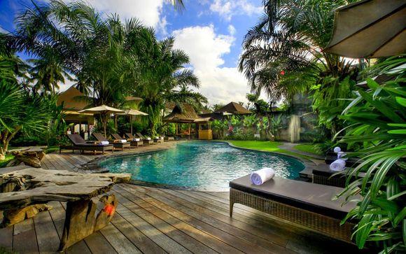 Ubud - Anulekha Resort & Villa 4*