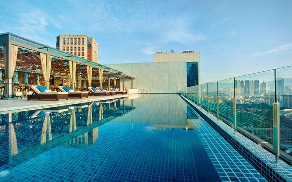 Kuala Lumpur - Hotel Stripes Kuala Lumpur 5* - Adults Only