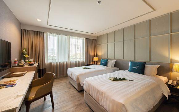 Bangkok - Well Hotel Bangkok Sukhumvit 20 5*