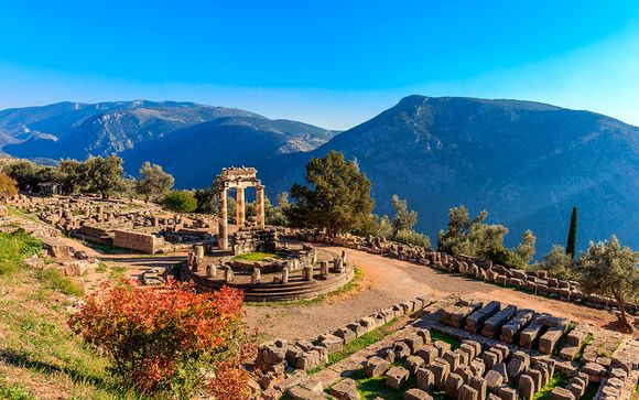Alla scoperta della Grecia classica
