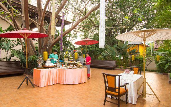 Chiang Mai - Siripanna Villa Resort & Spa 5*