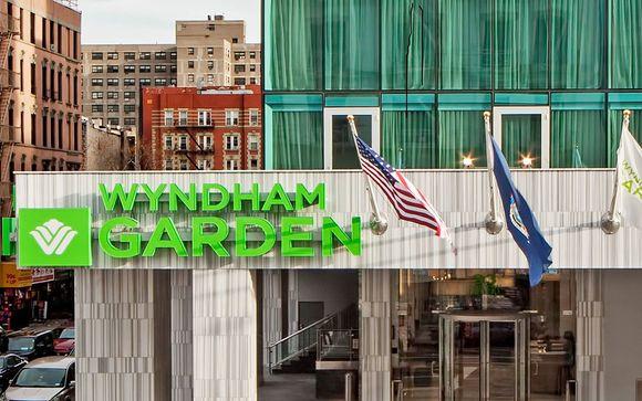 Il Wyndham Garden Chinatown 4*