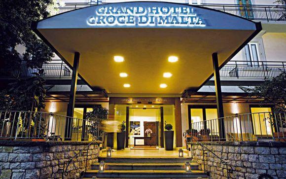 Il Grand Hotel Croce di Malta 4*