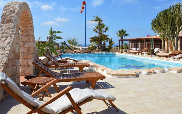 La Rosa dei Venti Club Lampedusa Hotel & Resort 4* - Adults Only