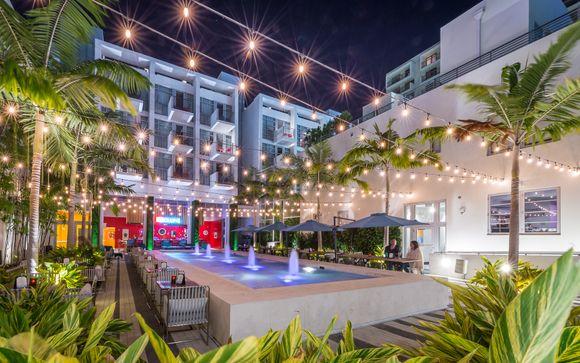 Miami - The Fairwind Hotel Miami