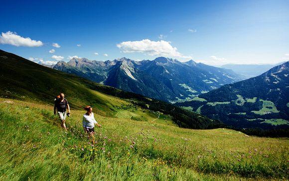 Alla scoperta della Val Passiria
