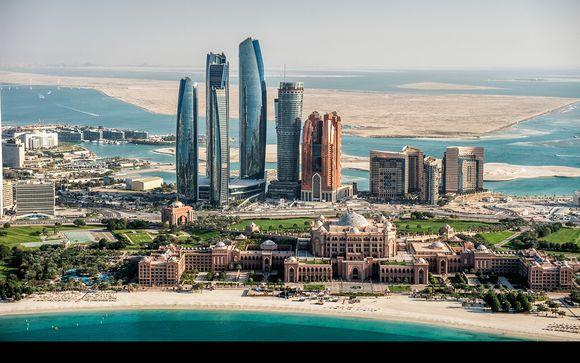 Alla scoperta di Abu Dhabi