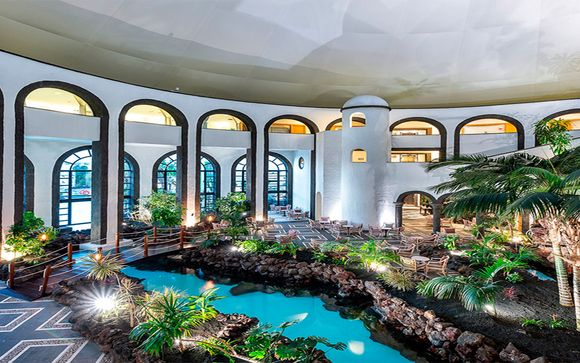 The Volcan Hotel 5*