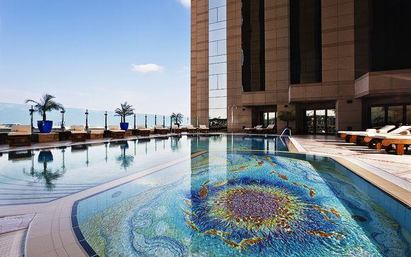 Il Fairmont Hotel Dubai 5*