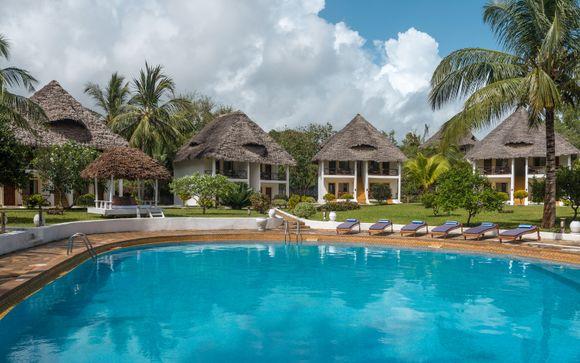 Il Filao Beach Zanzibar 4*