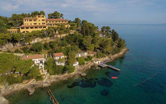Il Mercure Argentario Hotel Filippo II 4*