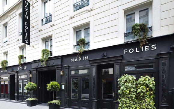 L'Hotel Maxim Folies