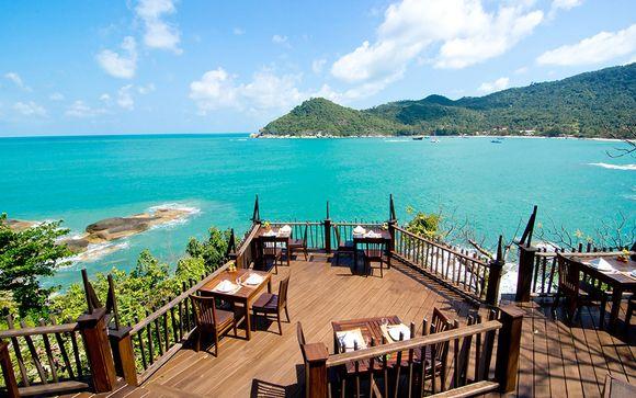 Koh Phangan - Panviman Resort Koh Phangan 5*