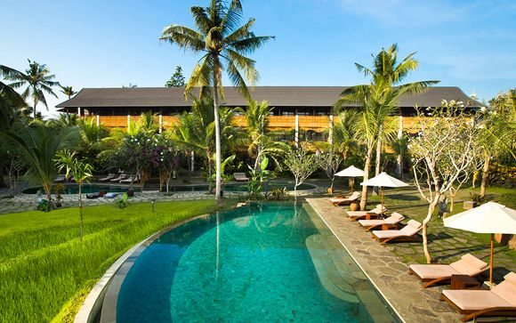 Alaya Resort Ubud 4* + Fairmont Sanur Beach Bali 5*
