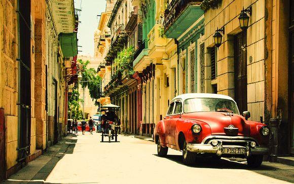 Casa Particular Superior a L'Avana e Vinales + Melia Internacional Varadero 5*