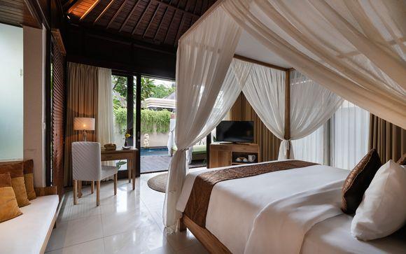Nusa Lembongan - Adiwana d'Nusa Beach Club and Resort 4*