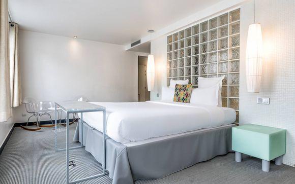 Kube Paris Hotel 4*