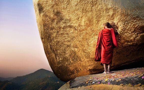 Tour tra Thailandia e Myanmar