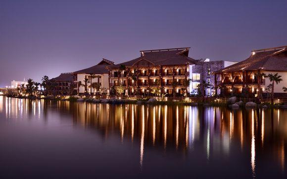 Lapita Dubai Park & Resort 4*