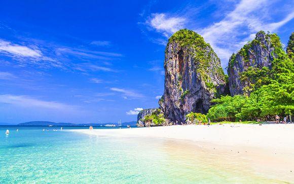 Alla scoperta di Krabi, Khao Lak & Phuket