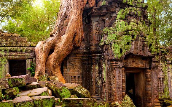 Alla scoperta della Cambogia e del Vietnam